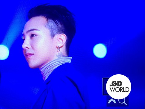 Big Bang - The 5th Gaon Char K-Pop Awards - 17feb2016 - GD World - 07