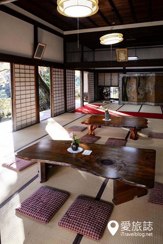 京都赏枫景点 高雄西明寺 09