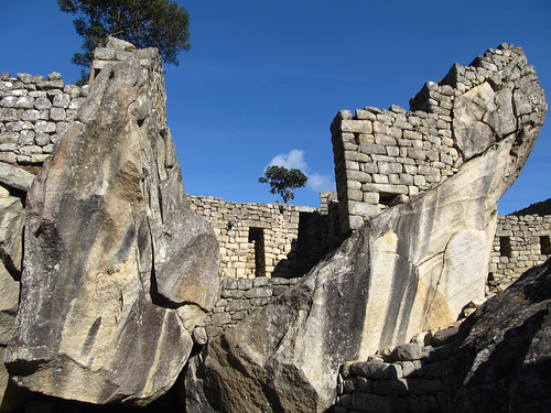 Machu Picchu: le Temple du Condor