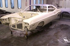1971 Dodge Challenger T/A - Hodge Restorations