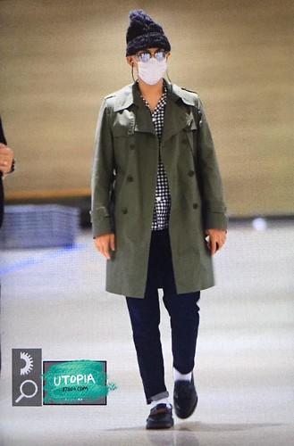 Big Bang - Incheon Airport - 26jul2015 - Utopia - 03