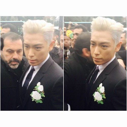 TOP - Dior Homme Fashion Show - 23jan2016 - a1nuan - 01
