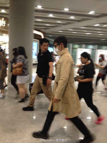 Big Bang - Beijing Airport - 05jun2015 - TOP - MyLadies盛开微光 - 01