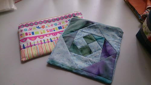 Quilting catch up!