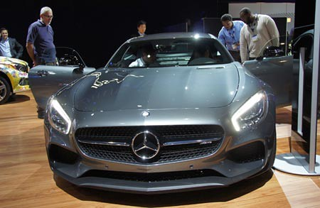Luxury car brands expand production in China