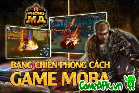 Tải game Phong Ma cho Android