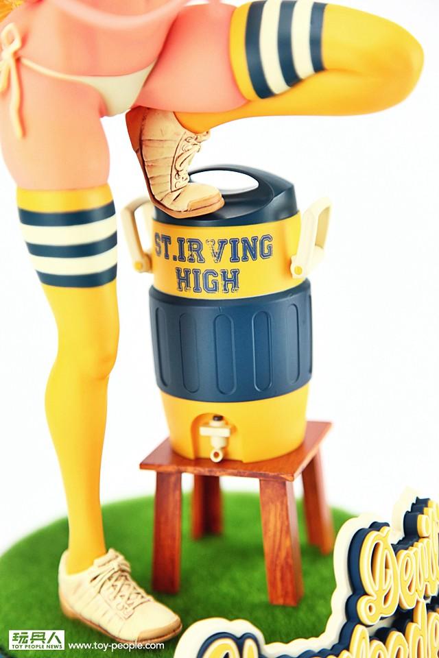 Rockin'Jelly Bean【360度鑑賞模式】WING – POP DELICGIRLS 系列第一彈『惡魔啦啦隊』 開箱報告
