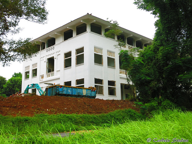 Barracks Block 02