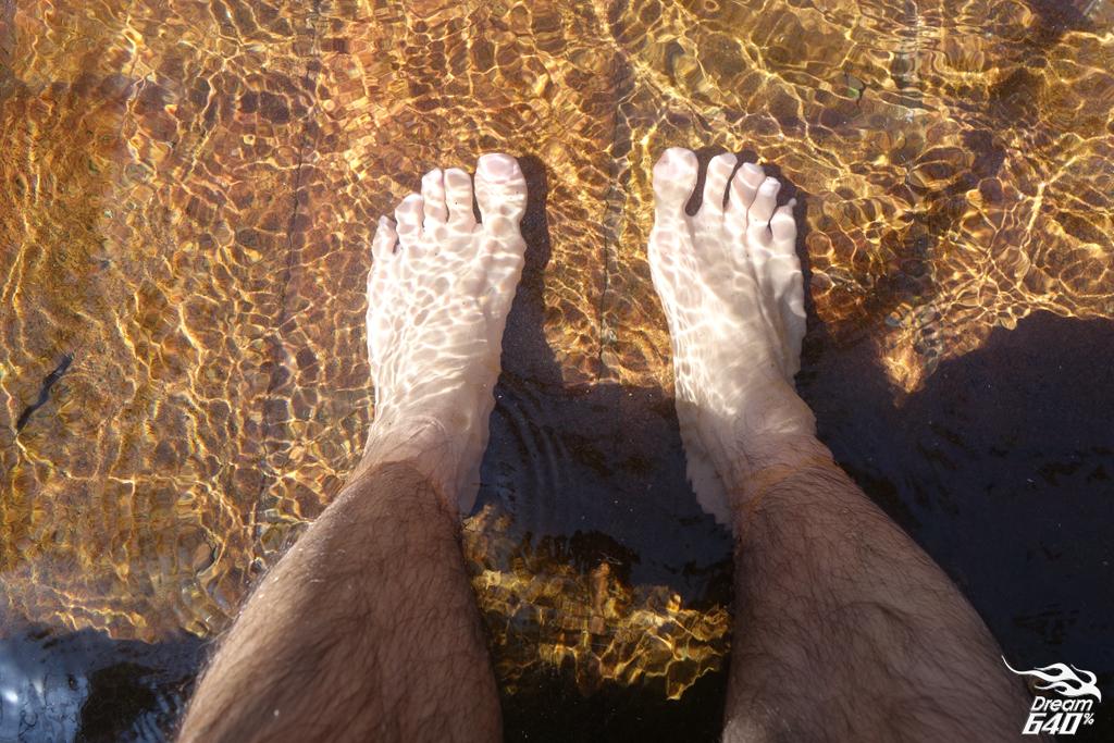北投溫泉泡腳池 hotspring foot spa45