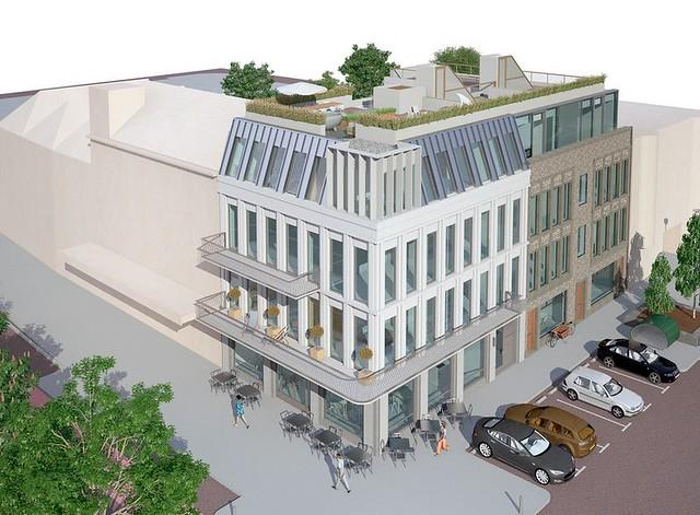 Noordsingel lofts - Artisan Architects