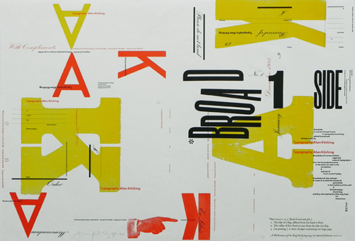 Alan Kitching, Broadside 1, 1988
