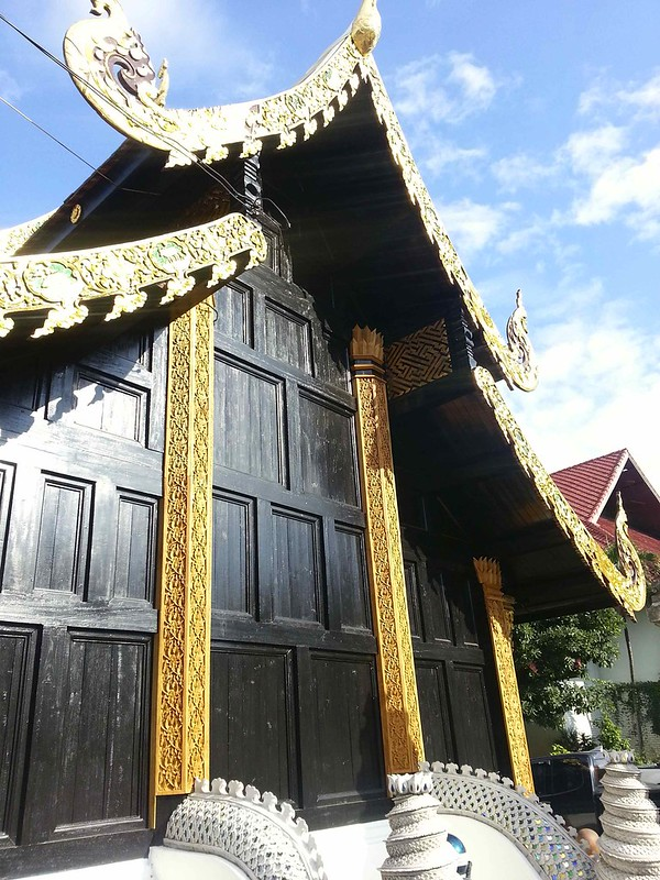 Templo laosiano, Luang Prabang, Laos, ©evaespinet