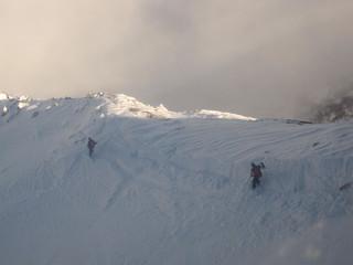 Ski Patrollers