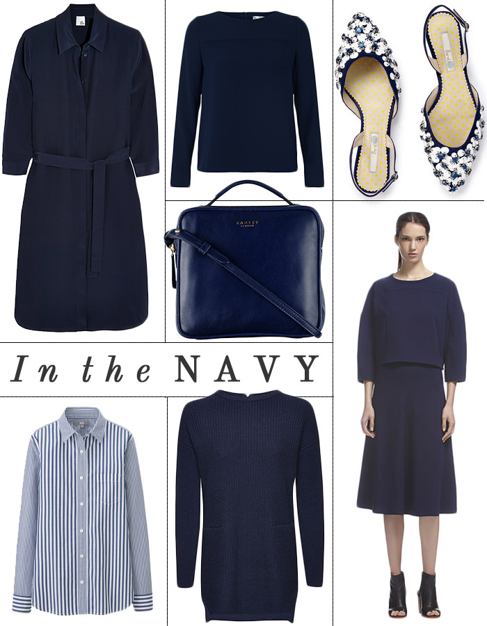 NAVY FASHION SS15