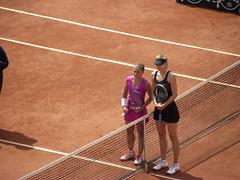 Roland Garros 2012 - Sara Errani & Maria Sharapova