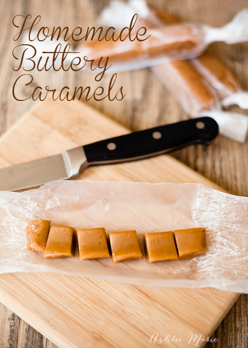easy to make and seriously delicious caramels should be on your list of treats to make