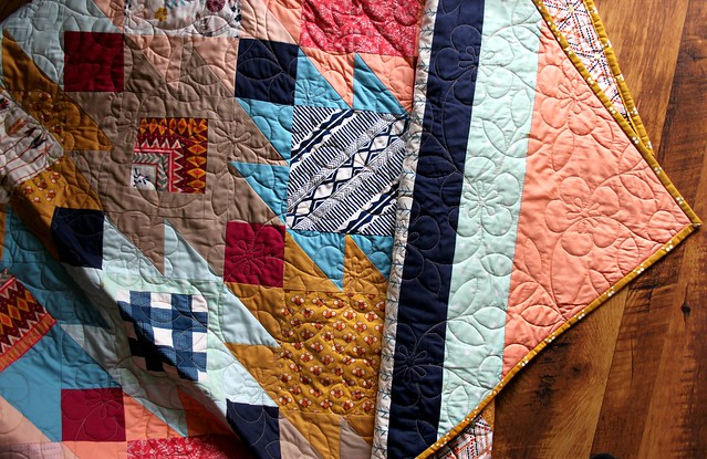 Wild & Free Quilt #1