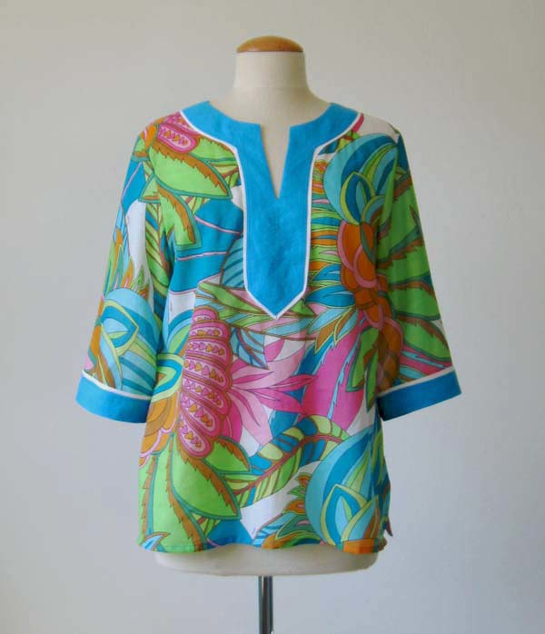 TUnic top on form