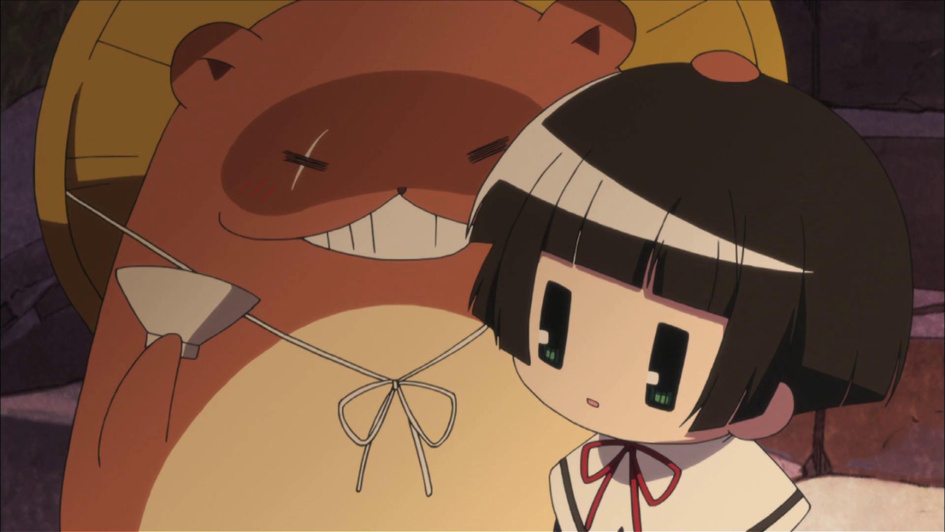 Gugure Kokkuri-san ep 9 - image 18