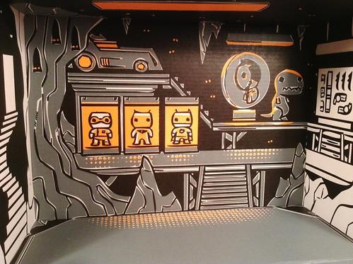 Loot Crate Anniversary Box Close Up