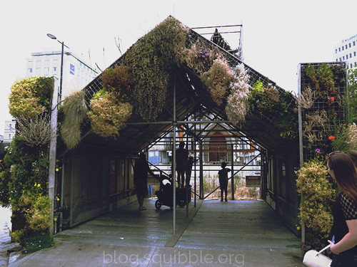 squibble_visits_Christchurch_plantedwhare