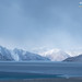 A cloudy winter evening at Pangong Tso (Ladakh) by M V Shreeram