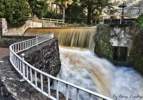 cheddar gorge river