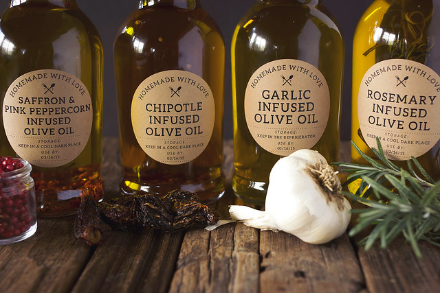 how to cook garlic in olive oil