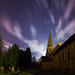 Mitford Church by benjohnlamb