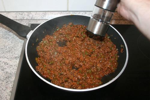 30 - Mit Pfeffer würzen / Taste with pepper