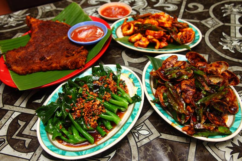 Selayang-Ikan-Bakar-Meal