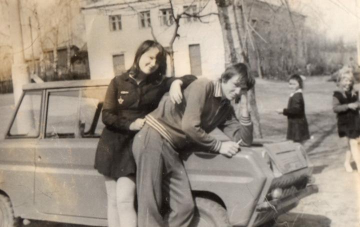 Фотоархивы жителей Красной Горбатки