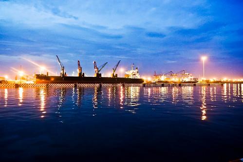 méxico zeiss port mexico puerto noche mar agua barco shot time sony 99 carl nocturna 24 mm alpha veracruz toma seaport astilleros malecón distagon carlzeiss