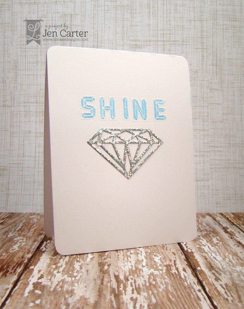 Jen Carter LID CAS Shine Diamond WM