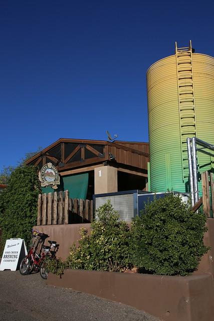 Oak Creek Brewery, Sedona