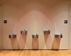 Found Sculpture: Nash Sculpture Center, Dallas