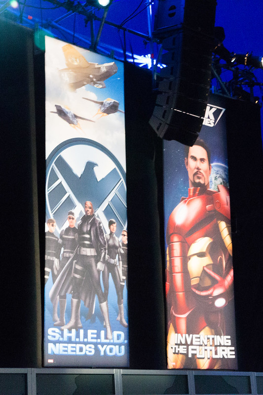 The Marvel Experience in Dallas