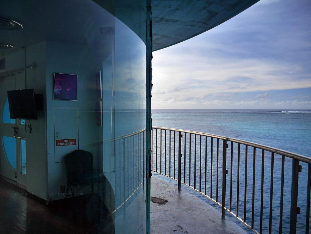 Trip to Guam-- Fish Eye Marine Park