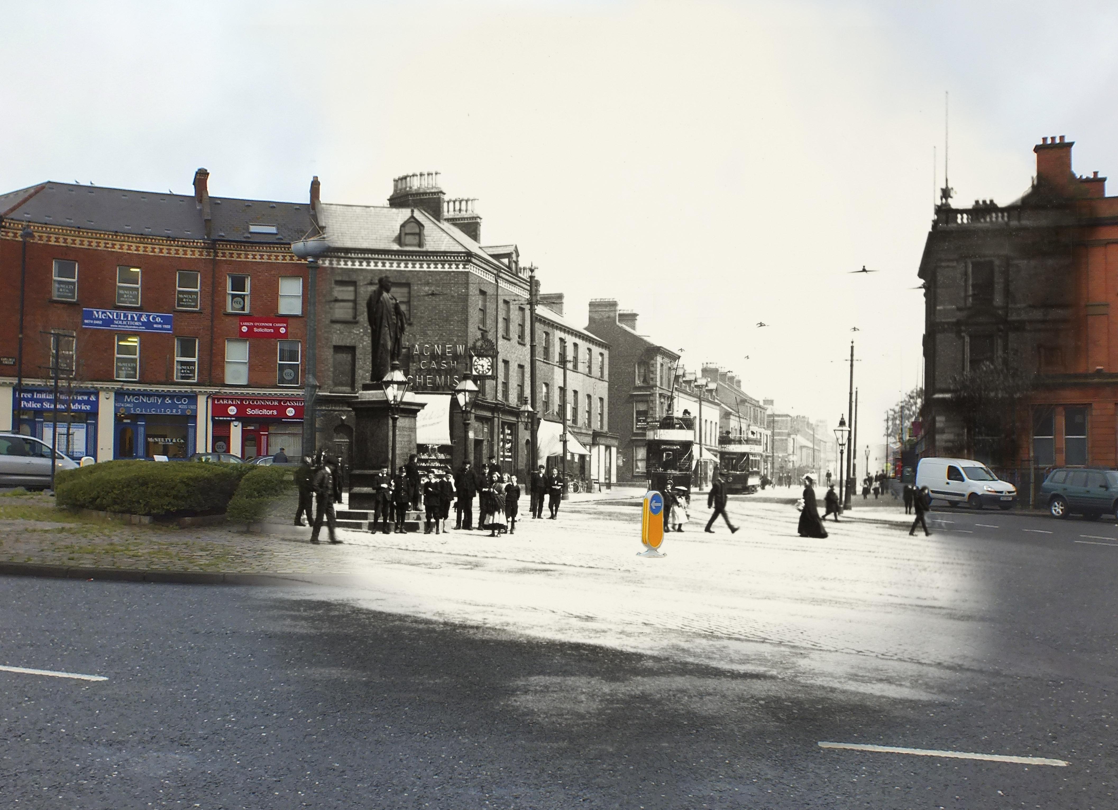 Carlisle Circus, Belfast