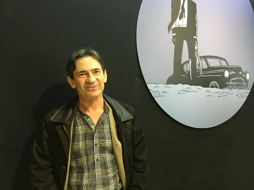 Benoît Peeters (Angoulême 2015)