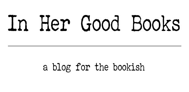 in her good books blog