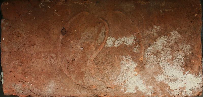 Old brick texture 44