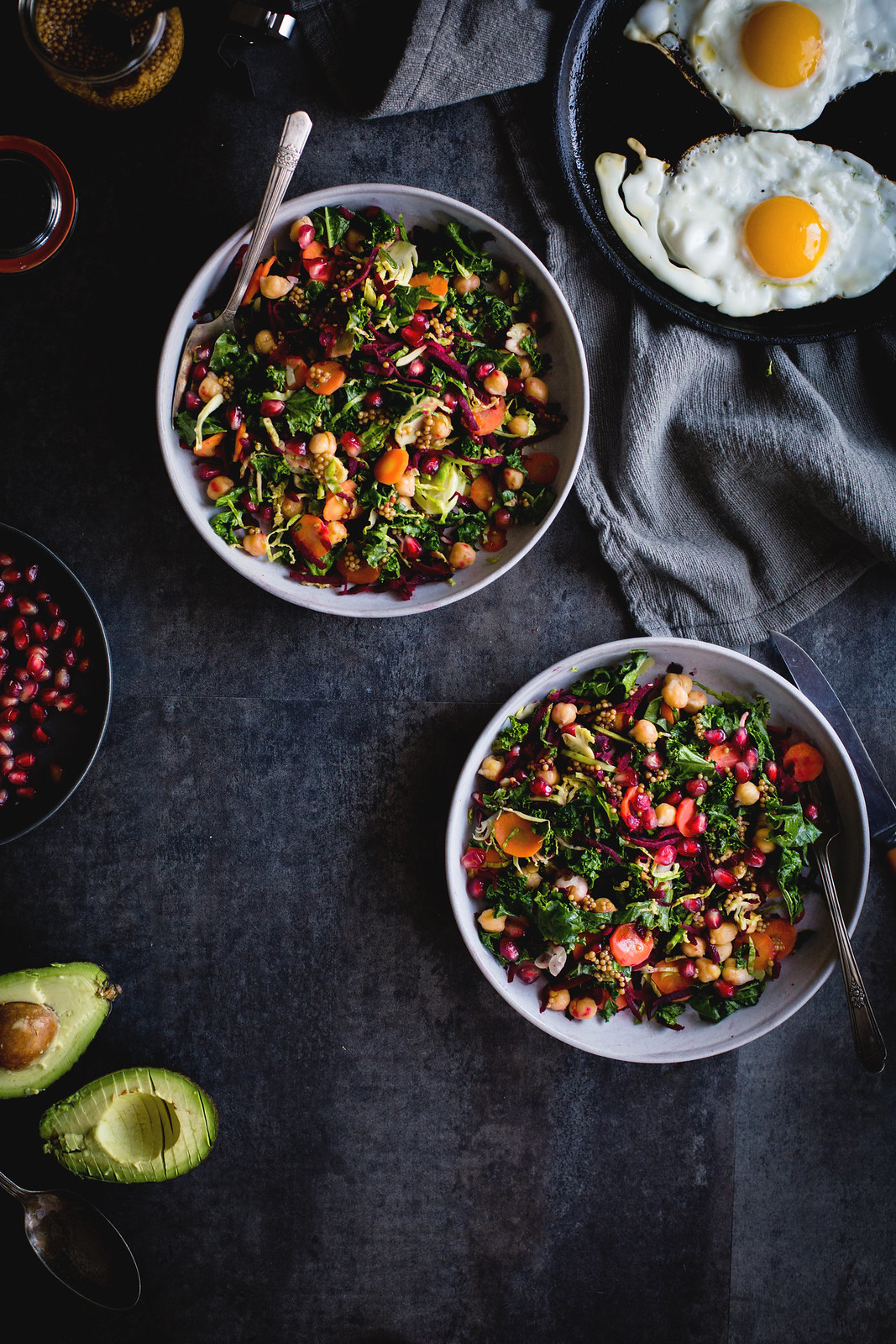 Miso Veggie Breakfast Bowl + Asheville Photography Workshop