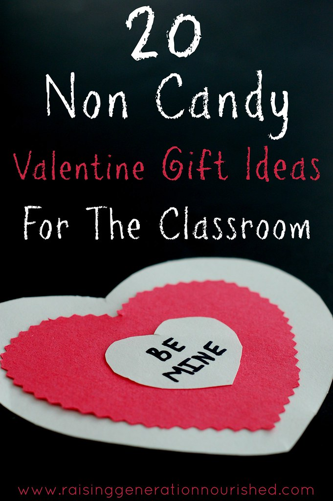20 Non Candy Valentine Gift Ideas For The Classroom