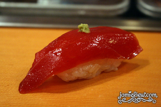 sushi dai maguro tuna