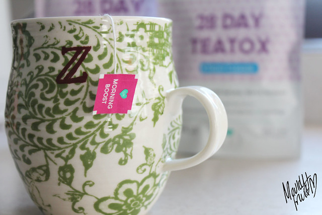 Let's Talk TeaTox | SkinnyMint