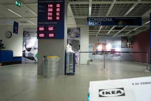 Punto ritiro merce #Ikea