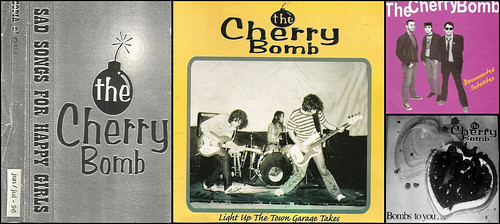 cherry bomb-discos