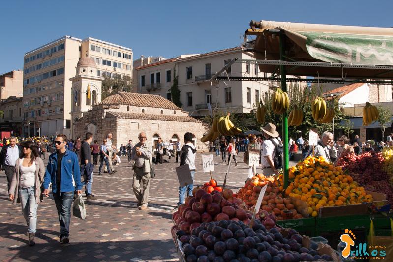 Monastiraki, Grécia, Atenas