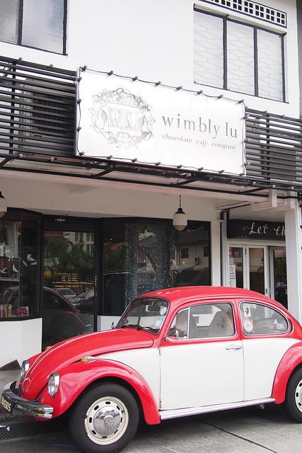 Wimbly Lu, Singapore